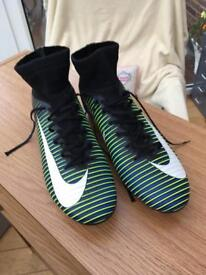 Mercurial Men's Nike FG Football Boots Size 7