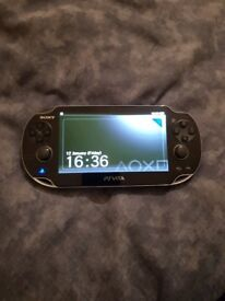PS VITA original, Wifi only, with 16GB memory card