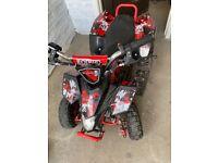 Electric quad bike leopard 800watt quad