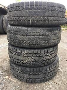 225/65/17 BF Goodrich winter tires