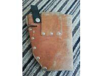 belt tool holder and storage bag