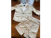 Boys, babies, kids, suit from NEXT age 3-6 mths