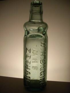WANTED: ANTIQUE BOTTLES FROM THE WEST COAST OF TASMANIA