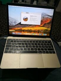 Macbook 12 Gold early 2015