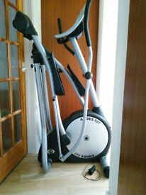 CROSS TRAINER. Horizon Andes 507 also owners guide. good working order
