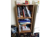 1 year old Book shelf (excellent condition)