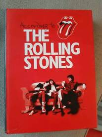 Rolling stones (according to ... )