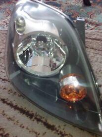 Front Headlight (Fiesta MK6 2005-2008)