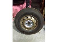 Brand New Barum Tyre: 225/75R 16C