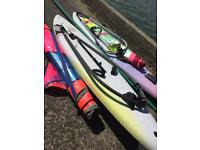 Bic rumba race wind surfers 310