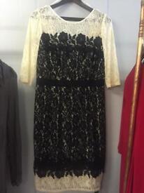 Lace dress size 16