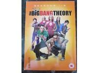 Big Bang Theory DVD Boxset seasons 1 - 5