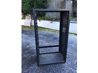 20 U Metal Rack Stand/ Case