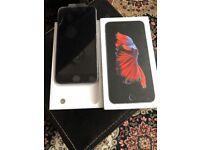 Apples IPhone 6s Plus 128gb black Unlocked with receipt