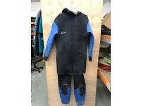 Beaver Scuba Diving Wetsuit