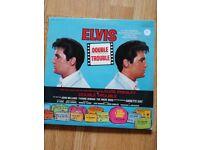 Elvis presley vinyl records lps