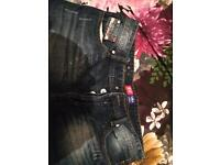 5 pairs of jeans £10