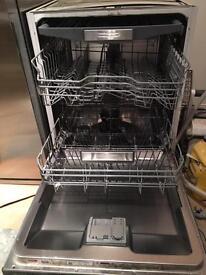 Neff dishwasher - fully integrated