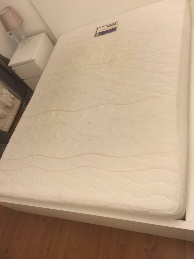 Bensons Memory pocket 1250 kingsize mattress