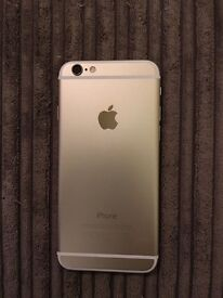 IPhone 6 64gb gold on ee