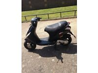 Hello I'm selling my piaggio zip years mot very good condition starts first time ready to ride away