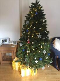 6ft 6inch Artificial Christmas Tree