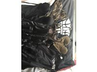 Bundle of corsets