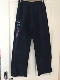 Girls Canterbury trousers!
