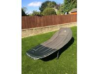 Terry Hearn stealth bed-chair