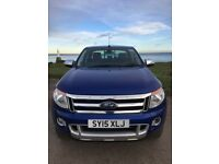 Ford Ranger Limited 2.2L TDCI 4x4 Double Cab