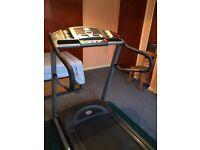 Horizon Fitness Omega 2 running machine
