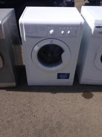 Indesit 6kg Washing Machine 12 Months Warranty 009