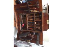 Vintage Marples Tool Cabinet.