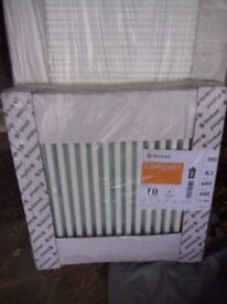 'Brand new still in packaging Stelrad Radiator compact 600 Length 600 high