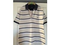 Fred Perry polo shirt size medium