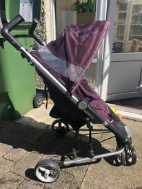 Child's buggy 3 wheels