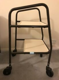 Mobility Disability Aid Trolley / Walker with fixed trays - Collect from B28 8SZ