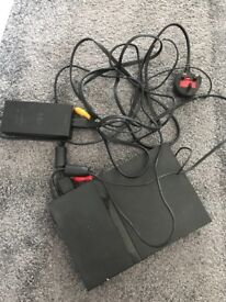 PlayStation 2 + console