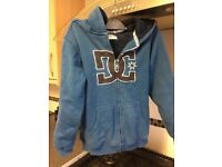 DC hooded thick jacket 11-14 years