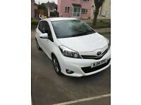 2014 toyota yaris icon+ with low mileage.