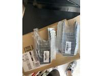 Joist hangers x20 x50mm
