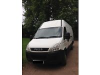 Iveco Daily LWB Panel Van Ideal Camper Conversion.
