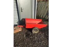 Westwood Trailer for lawn mower