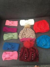 Hat and head bands