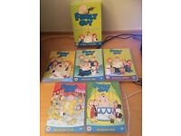 Family Guy Complete Seasons 1-5
