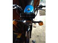 Yamaha rxs100 91 22k good little bike