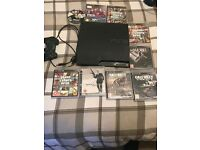Black console PlayStation 3 for sale the thick PS3