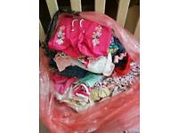 Massive baby girls 3-6months bundle