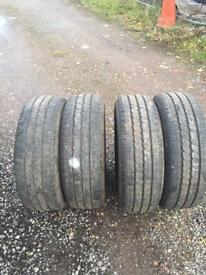 225-70-15C Commercial Tyres for sale.