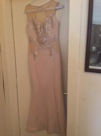 Nude lipsy size 12